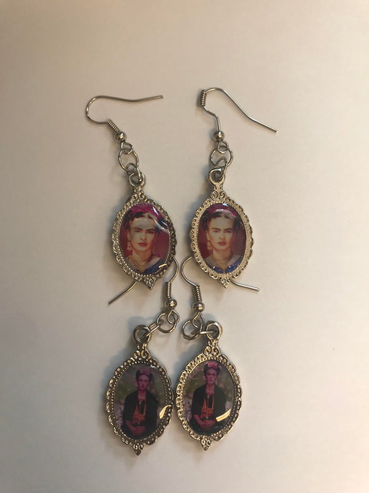 Handmade in Mexico - Frida Earrings
