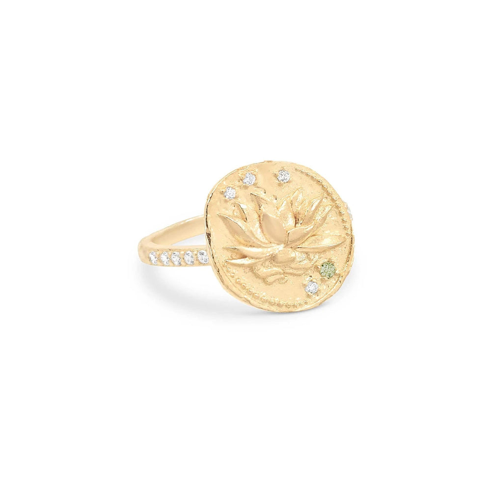 Goddess of Earth Ring by By Charlotte