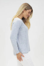 Horizontal Rib Jumper by Namastai