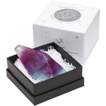 "Crystal Soap ""Rainbow Fluorite"" by Summer Body Salt"