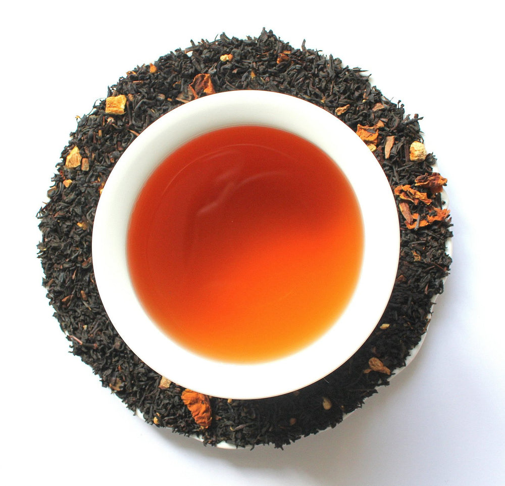 Spiced Herbal Tea Blend