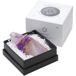 "Crystal Soap ""Amethyst"" by Summer Salt Body"