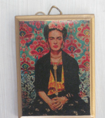 Mini Frida Plaque