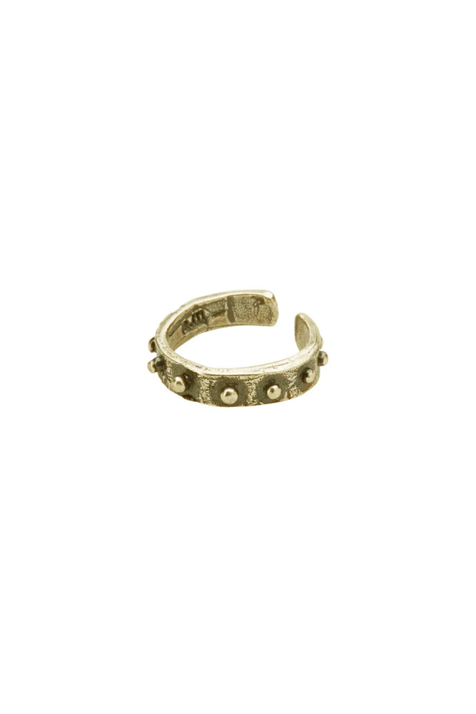 Studded Ring by Elassaad Jewellery