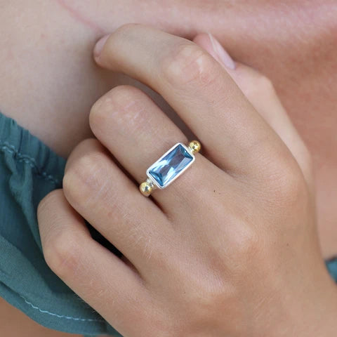 The Celine Ring Size 7 by ToniMay