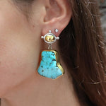 Nirvana earrings by Toni May