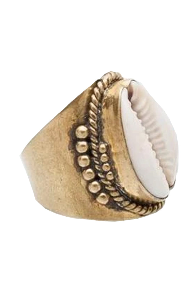White caps ring by Celeste Twinkler