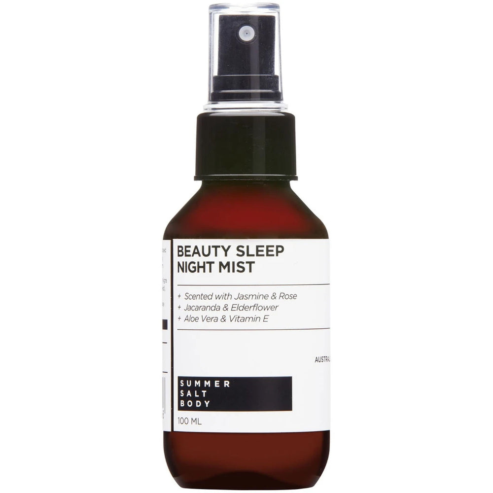 Beauty Sleep Night Mist 100mL by Summer Salt Body