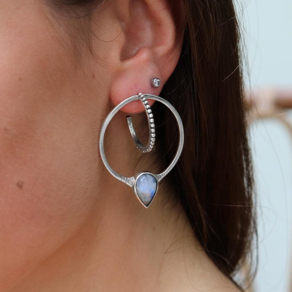 Swings & Roundabout earrings by Toni May