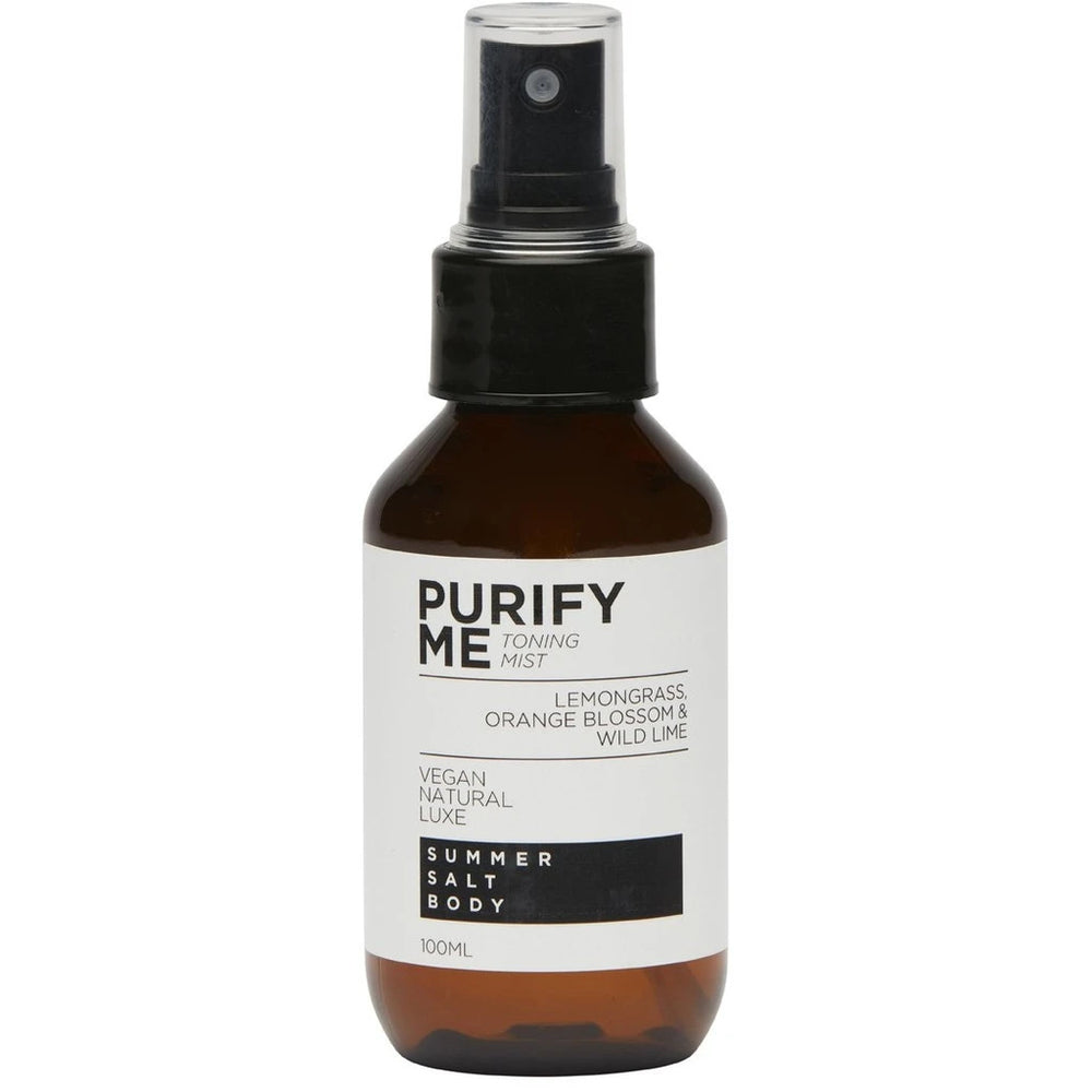 Purify Me Toning Mist 100mL by Summer Salt Body