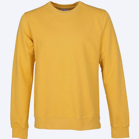 Classic Crew Burned Yellow
