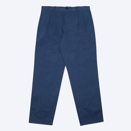 Double Pleat Chino Canadas