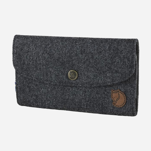 Norrvage Travel Wallet Grey