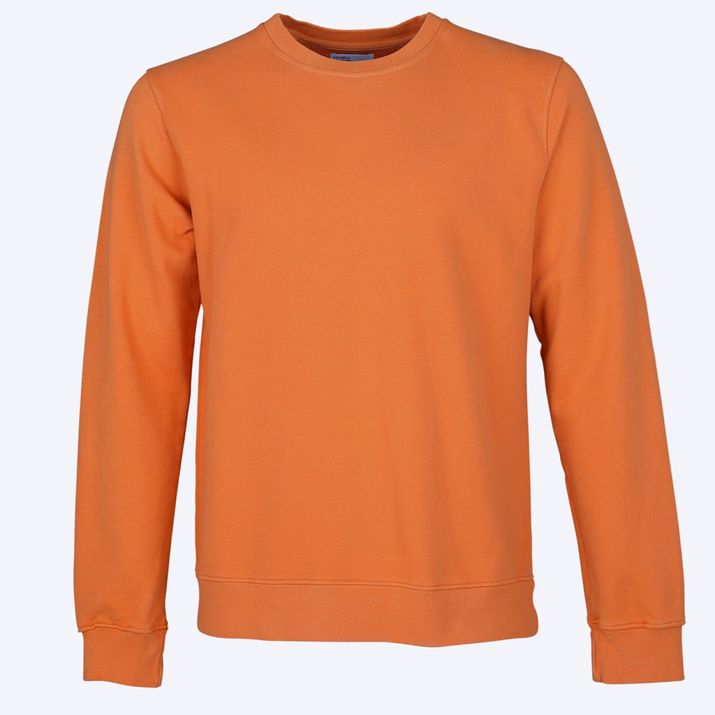 Classic Crew Burned Orange