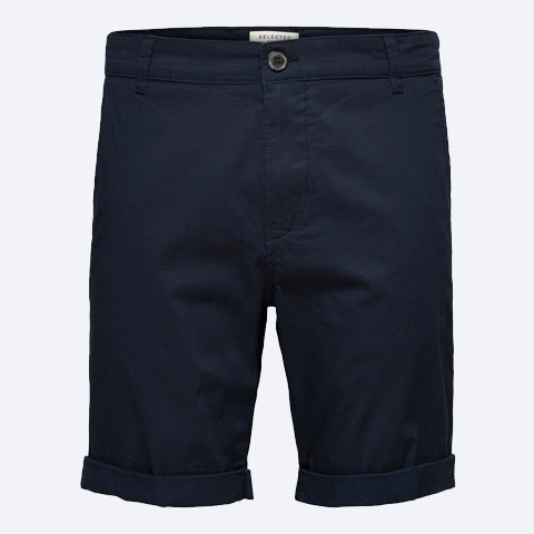 Paris Shorts Navy