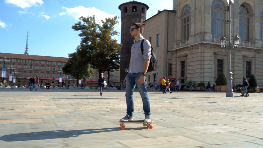 New video: Bolt City Tour - TORINO
