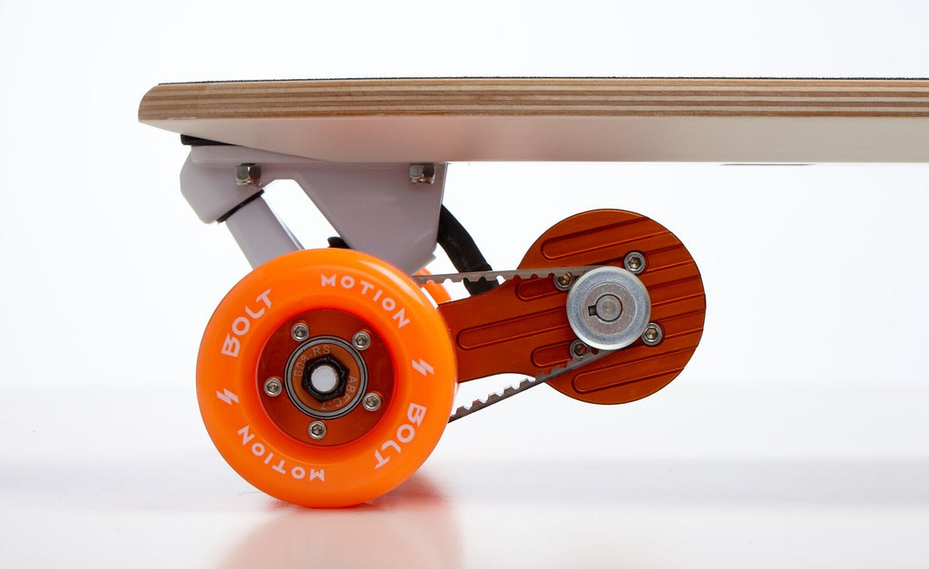 Introducing Bolt  - The Most Portable Electric Skateboard Just Got Better