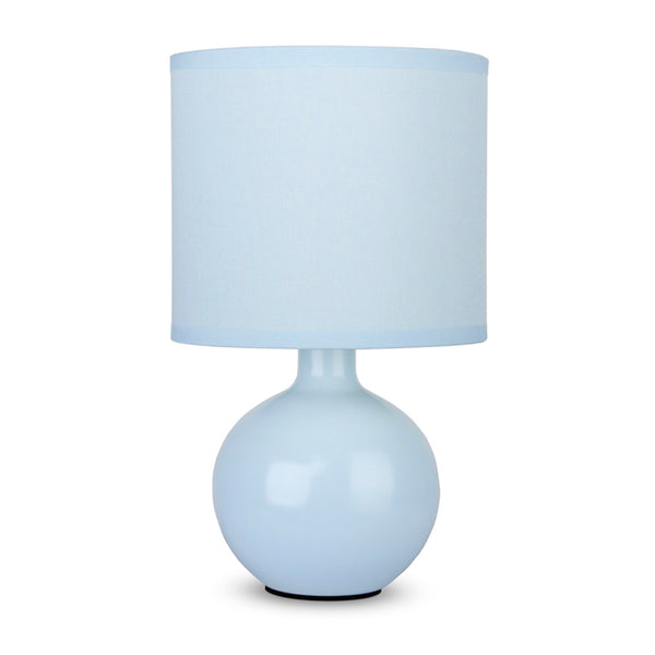 Ceramic Table Lamp Sky Blue