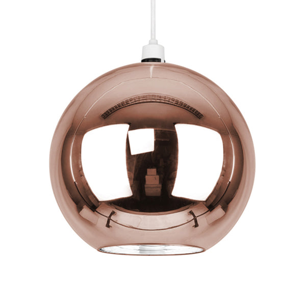 Copper Dome Shade
