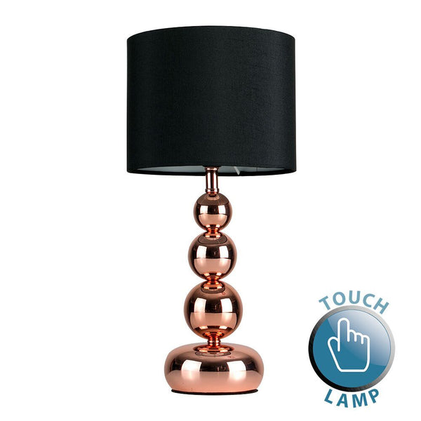 Copper Touch Table Lamp