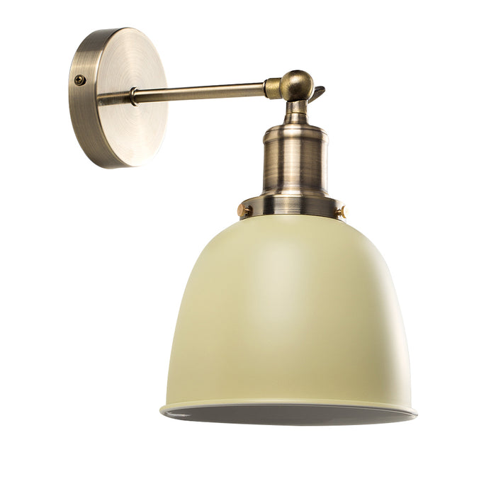 Vintage Glam Wall Light Sage