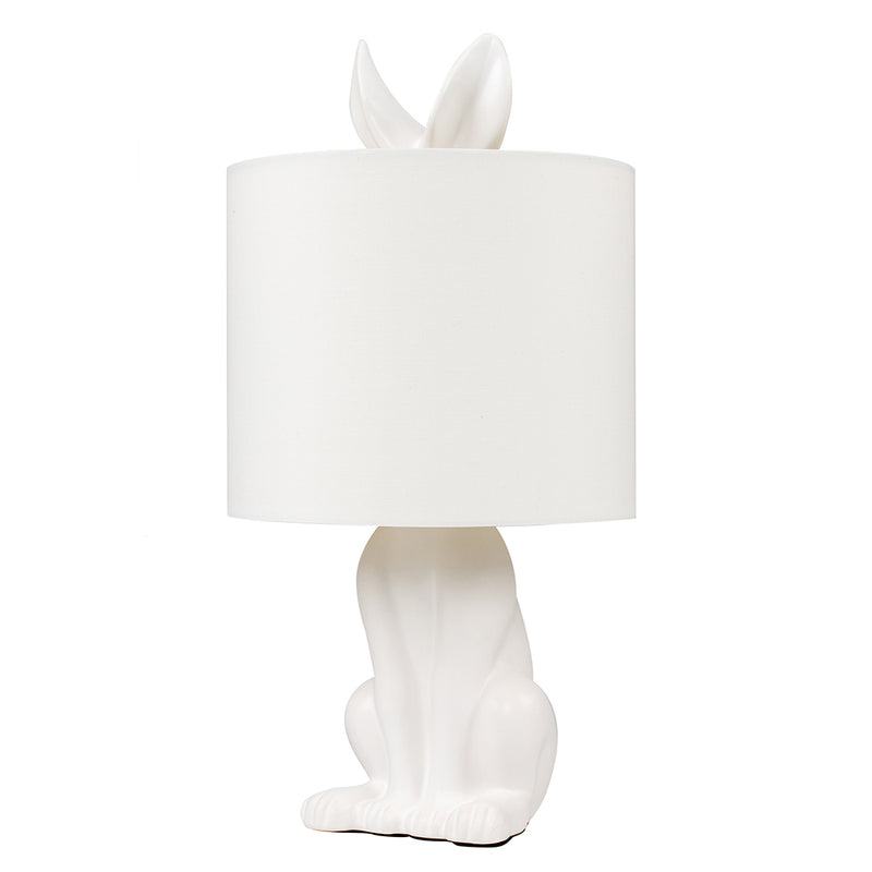 [IMPERFECT] Rabbit Table Lamp White