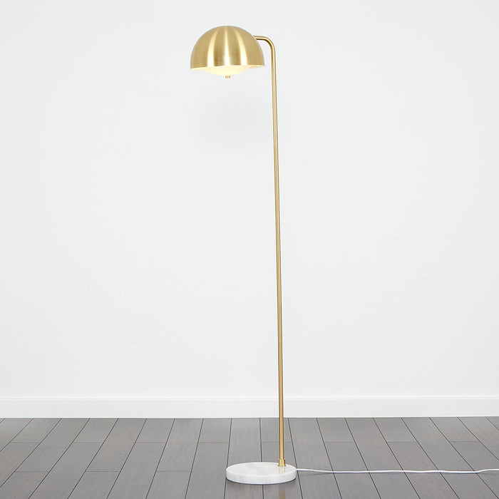 Deco Brass Floor Lamp