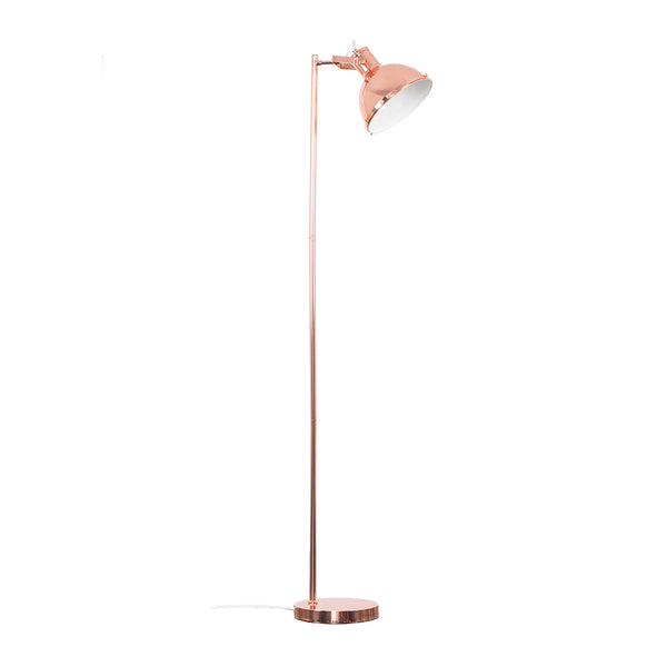 Retro Copper Floor Lamp