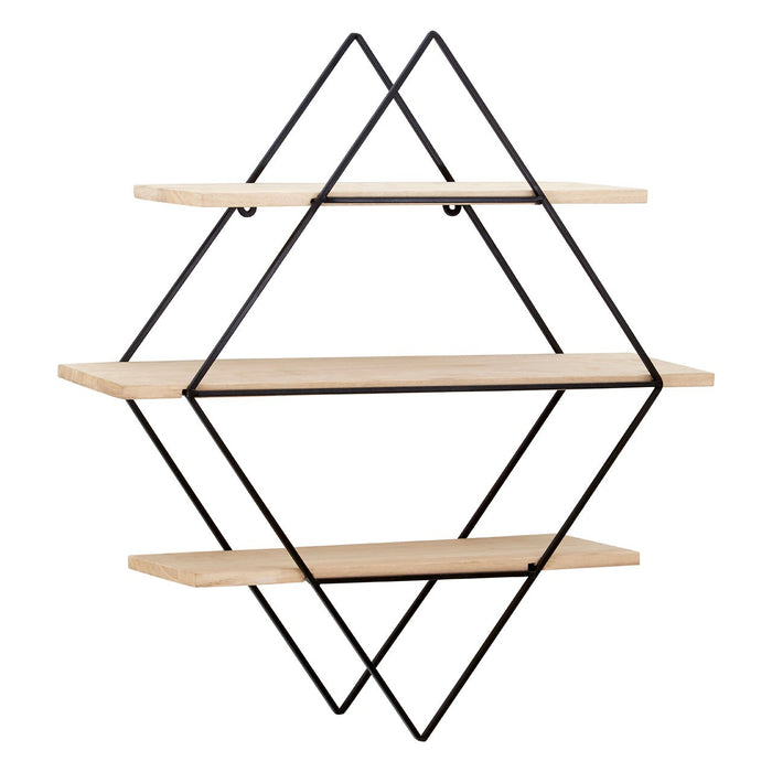 Scandi Diamond Shelf