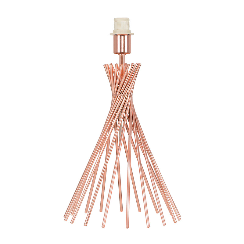 Branch Table Lamp Copper