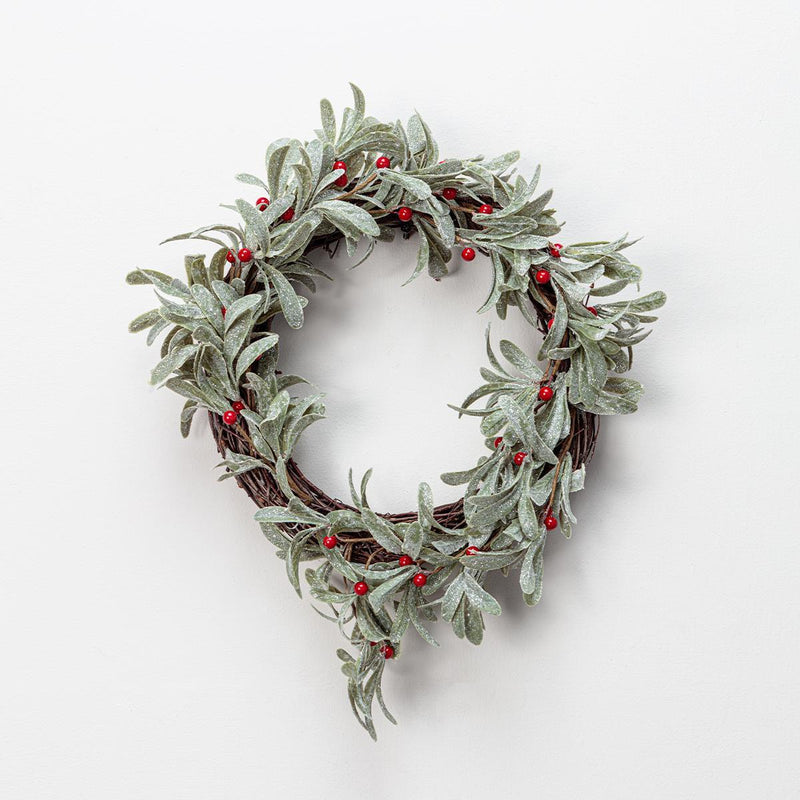 Red Berry Wreath 40cm