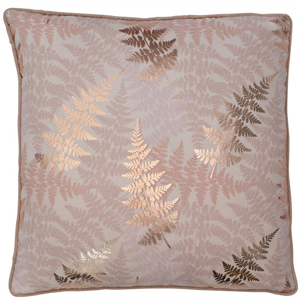 Rose Fern Cushion