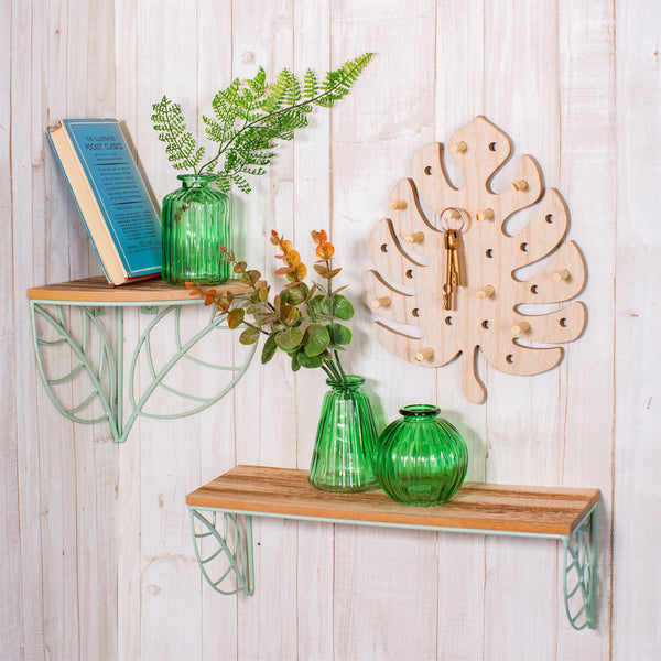 Tropical Wooden Peg Board