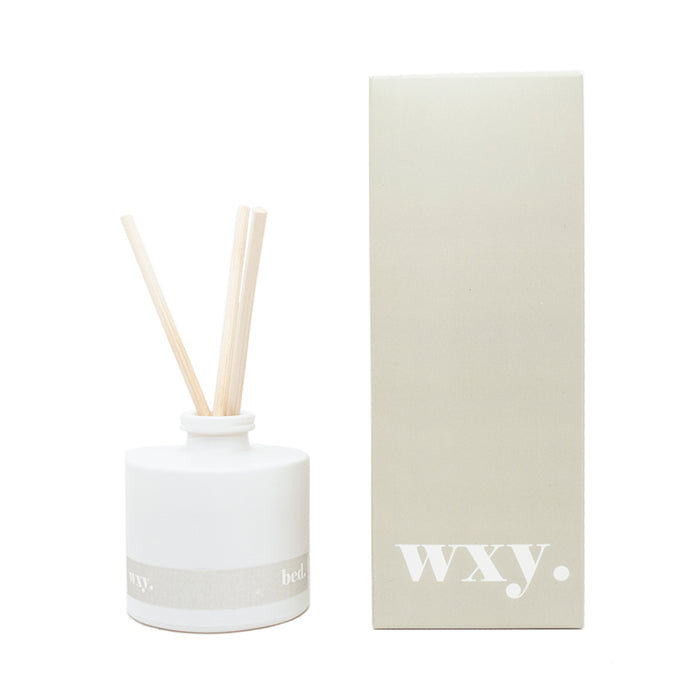 Bed | WXY Diffuser | Warm Musk & Black Vanilla