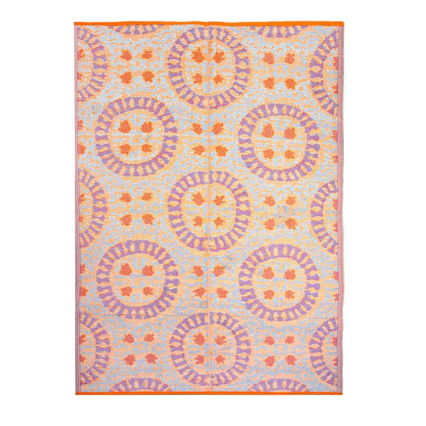 Bohemian Reversible Outdoor Rug 180cm