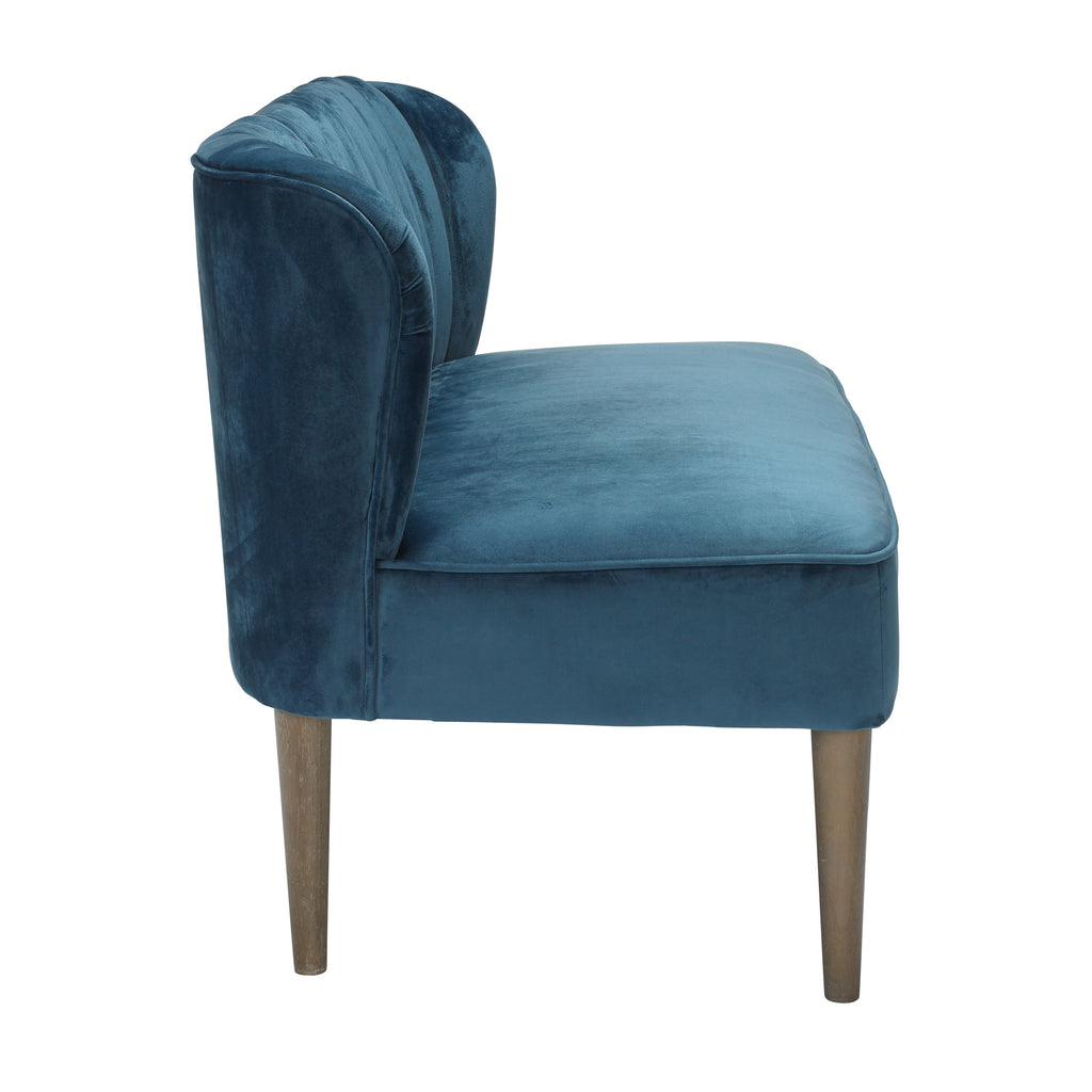 Midnight Teal Chair