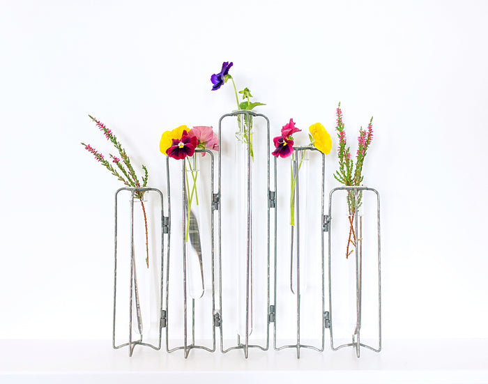 Flower Tube Frame