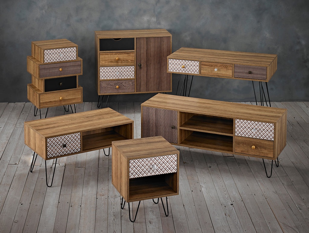 Azrou Hairpin Drawers