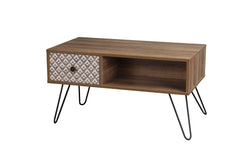 Azrou Hairpin Coffee Table