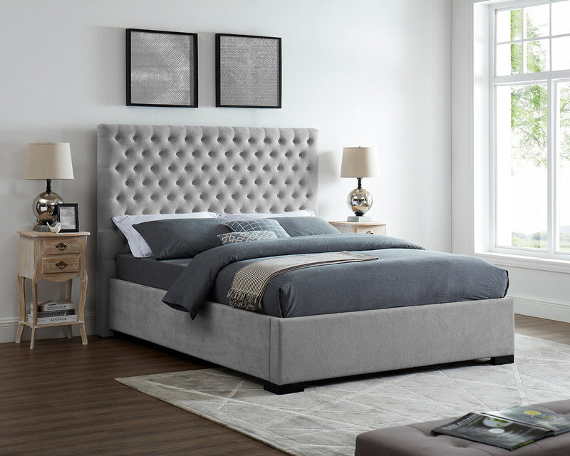 Pepper Bed Grey