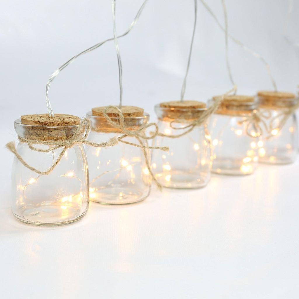 Jar Fairy Lights