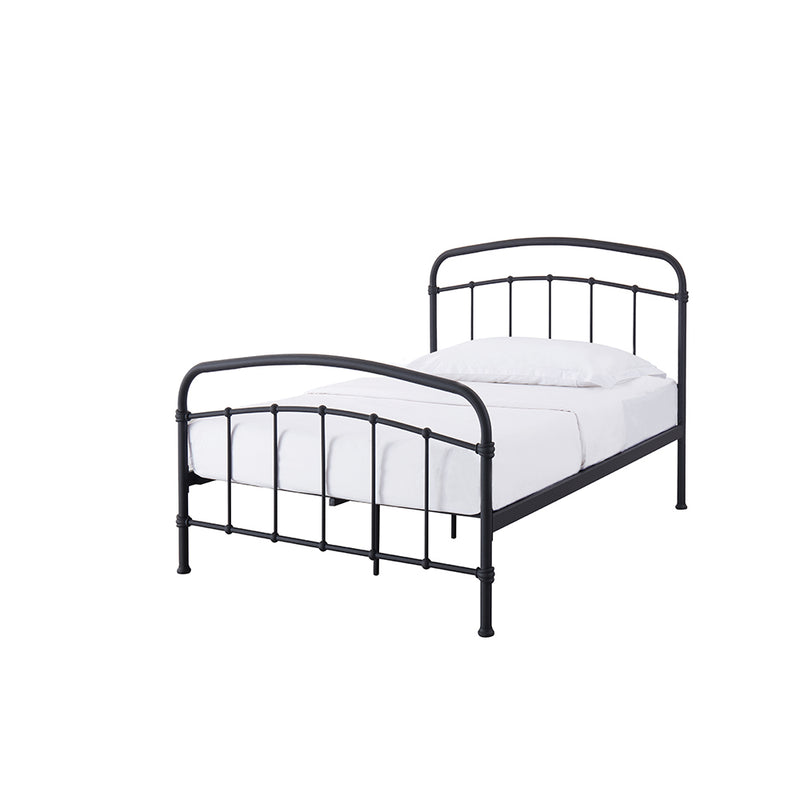 Edison Bed Black