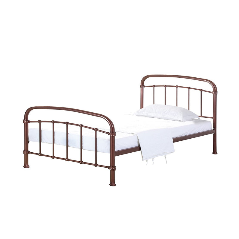 Edison Bed Copper