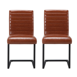 Set of 2 Brunswick Dining Chairs