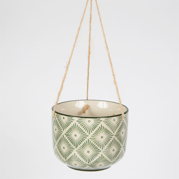 Set of 3 Sahara Hanging Planters