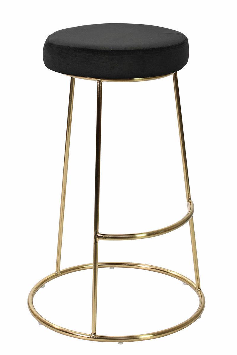 Set of 2 La Boheme Stool Black