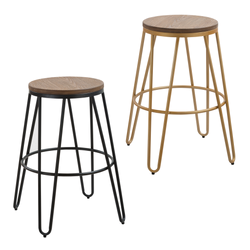 Mia Hairpin Stool