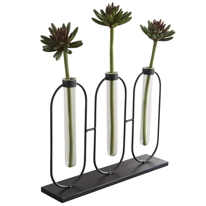 Botanical Tube Vase