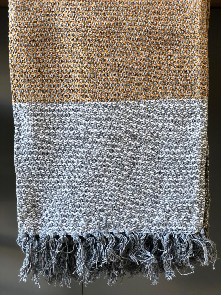 Pina Two-Tone Throw