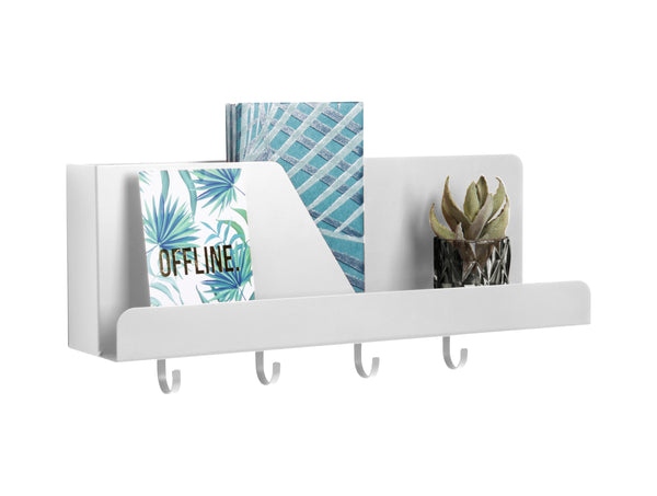 Wall Organiser White